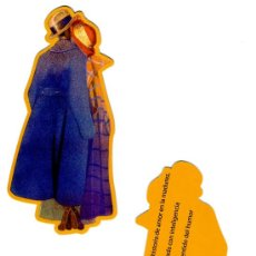 Coleccionismo Marcapáginas: MARCAPÁGINAS TROQUELADO – EDITORIAL SALAMANDRA. Lote 205580062
