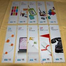 Coleccionismo Marcapáginas: SARC, VALENCIA, 2011.. Lote 30412379