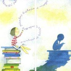 Coleccionismo Marcapáginas: MARCAPÁGINAS – PUZZLER REGALA .TE UN LIBRO. Lote 198653183