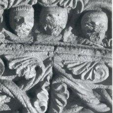 Coleccionismo Marcapáginas: MARCAPÁGINAS ZAMORA ROMÁNICA. Lote 105302162