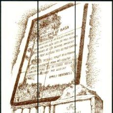 Coleccionismo Marcapáginas: MARCAPÁGINAS PUZZLER – BAGA. Lote 39406868