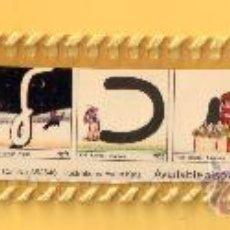 Coleccionismo Marcapáginas: MARCAPÁGINAS DE EDICION ESPECION POR UN COLECCIONISTA. Lote 32448490