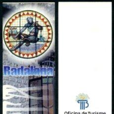 Coleccionismo Marcapáginas: MARCAPÁGINAS BADALONA. Lote 131565114