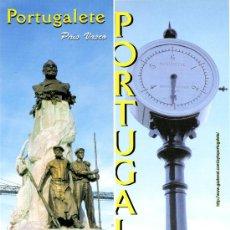 Marcapáginas PAIS VASCO - Portugalete
