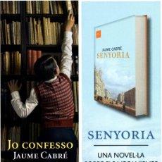 Coleccionismo Marcapáginas: MARCAPÁGINAS EDITORIAL PROA. Lote 227245610