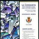 Coleccionismo Marcapáginas: MARCAPÁGINAS LA CERDANYA – INVESTIGACIÓ I RECERCA. Lote 35820137