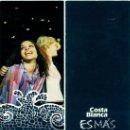 Coleccionismo Marcapáginas: MARCAPÁGINAS TURISMO - COSTA BLANCA. Lote 35869645