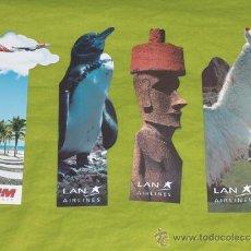 Coleccionismo Marcapáginas: LAM Y TAM AIRLINES.. Lote 36686837