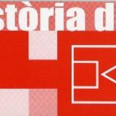 Coleccionismo Marcapáginas: MARCAPAGINAS - PUNTO LIBRO - MUSEU HISTORIA CATALUNYA, BARCELONA. Lote 40618106