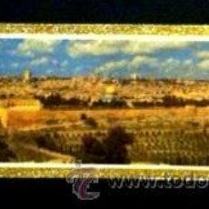 Coleccionismo Marcapáginas: MARCAPÁGINAS - JERUSALEM - JERUSALEN. Lote 40832994