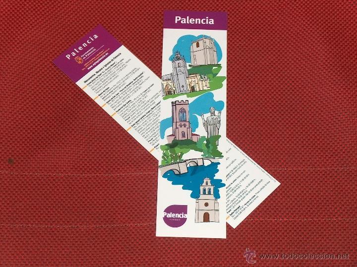 PALENCIA (Coleccionismo - Marcapáginas)