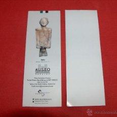 Coleccionismo Marcapáginas: MARCAPAGINAS, MUSEO ARQUEOLOGICO, BADAJOZ.. Lote 41717083