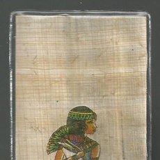 Coleccionismo Marcapáginas: MARCAPAGINAS PAPIRO EGIPCIO *DAUGTHER OF MENNA*. Lote 42965812