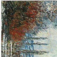 Coleccionismo Marcapáginas: MUSEO THYSSEN BORNEMISZA. Lote 44021030