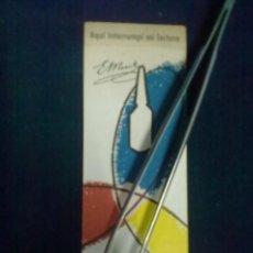 Coleccionismo Marcapáginas: NEOILOBAN PUNTO LECTURA MARCAPAGINAS. Lote 49392669