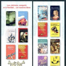 Coleccionismo Marcapáginas: MARCAPÁGINAS EDITORIALES - VARIAS ALFAGUARA. Lote 176206757