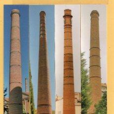 Coleccionismo Marcapáginas: NUEVE BONITOS MARCAPÁGINAS DE EDICION COLECCIONISTAS DE TARRASSA XIMENEAS DE INGUSTRIAS DE TARRASSA . Lote 53237225