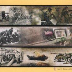 Coleccionismo Marcapáginas: ONCE BONITOS MARCAPÁGINAS EXTANJEROS DE EDICION DEFENSE FRANCESA. Lote 51969742