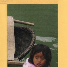 Coleccionismo Marcapáginas: BONITO MARCAPÁGINAS DE EDICION ORIXÁ PAISAJES DEL MUNDO. Lote 52154957