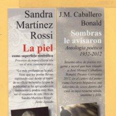 Coleccionismo Marcapáginas: DOS MARCAPÁGINAS DE EDICIONES FONDE DE CULTURA . Lote 52961781