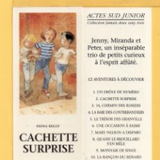 Coleccionismo Marcapáginas: MARCAPÁGINAS DE EDICIONES FRANCIA ACTRICES JUNIO. Lote 53169000