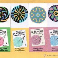 Coleccionismo Marcapáginas: CATORCE BONITOS MARCAPÁGINAS DE EDICIÓN J. ET L BENIERE . Lote 53370100