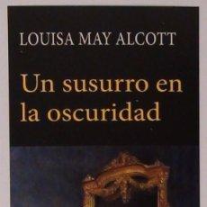Coleccionismo Marcapáginas: MARCAPÁGINAS EDITORIAL:HERMIDA.UN SUSURRO EN LA OSCURIDAD.. Lote 98802138