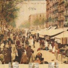 Coleccionismo Marcapáginas: PUZLE DE LA ANTIGUA CALLE URGELL DE BARCELONA. Lote 129220031