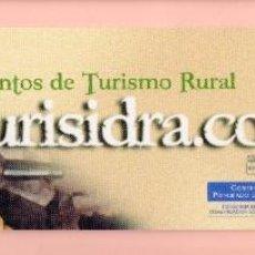 Coleccionismo Marcapáginas: BONITO MARCAPÁGINAS DE EDICIÓN DE ALOJAMIENTOS DE TURISMO RURAL DE ASTURIAS . Lote 57185455