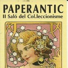 Coleccionismo Marcapáginas: MARCA PAGINAS PAPERANTIC. Lote 57440898