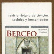 Coleccionismo Marcapáginas: MARCAPAGINAS INSTITUTO DE ESTUDIOS RIOJANOS - IER. Lote 57813718