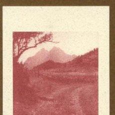 Coleccionismo Marcapáginas: MARCAPÁGINAS – UEC BAGA 2007. Lote 195423672
