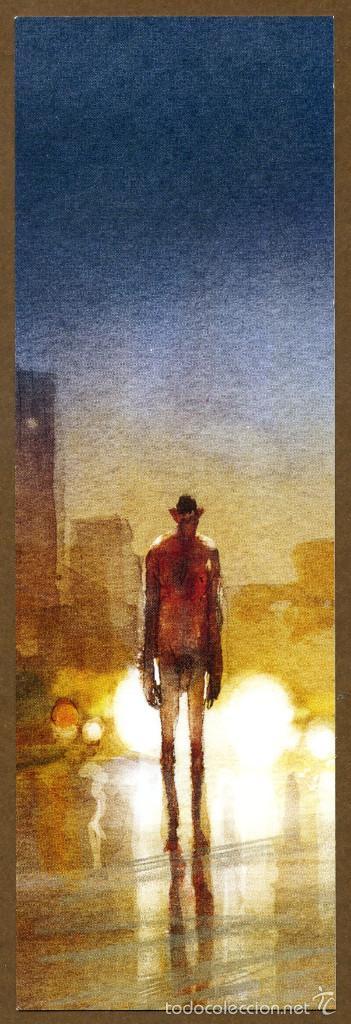 MARCAPÁGINAS – EDITORIAL. SALAMANDRA Nº 253 (Coleccionismo - Marcapáginas)
