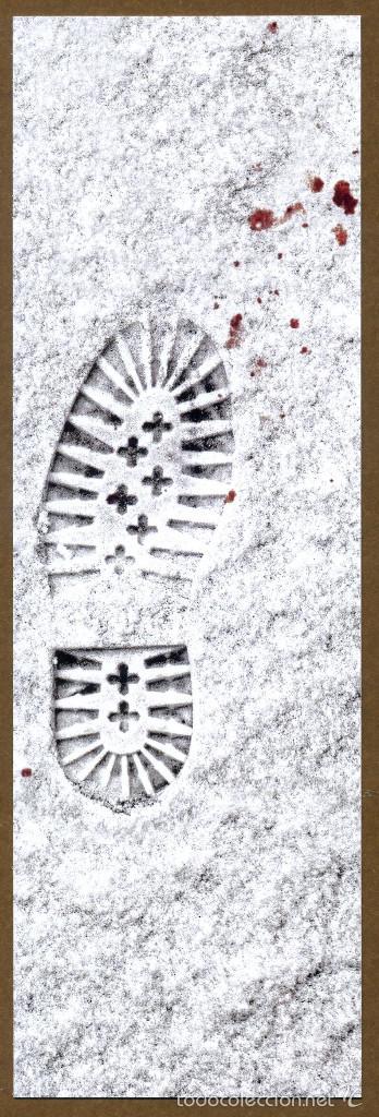 MARCAPÁGINAS – EDITORIAL. SALAMANDRA Nº 261 (Coleccionismo - Marcapáginas)