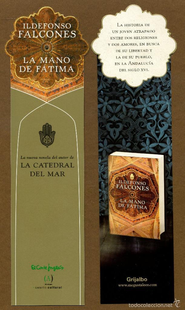 MARCAPÁGINAS – TROQUELADO GRIJALBO EL CORTE INGLES (Coleccionismo - Marcapáginas)