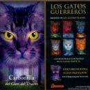 Coleccionismo Marcapáginas: MARCAPÁGINAS SALAMANDRA LOS GATOS GUERREROS - CARBONILLA. Lote 160010450