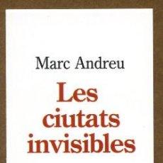 Coleccionismo Marcapáginas: MARCAPÁGINAS L'AVENÇ. Lote 245311360