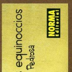 Coleccionismo Marcapáginas: MARCAPÁGINAS EDITORIAL NORMA. Lote 169915262