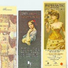 Coleccionismo Marcapáginas: MARCAPÁGINAS. LOTE DE 23. TEMAS VARIOS. Lote 58518323