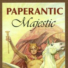 Coleccionismo Marcapáginas: MARCAPÁGINAS PAPERANTIC BARCELONA MAJESTIC 2012 - CASTELLANO. Lote 176190254