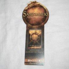 Coleccionismo Marcapáginas: SANTUARIO RAYMOND KHOURY. Lote 60589835