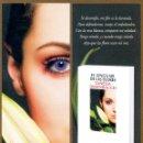 Coleccionismo Marcapáginas: MARCAPÁGINAS – EDITORIAL SALAMANDRA EL LENGUAJE DE LAS FLORES (GRANDE). Lote 34299885