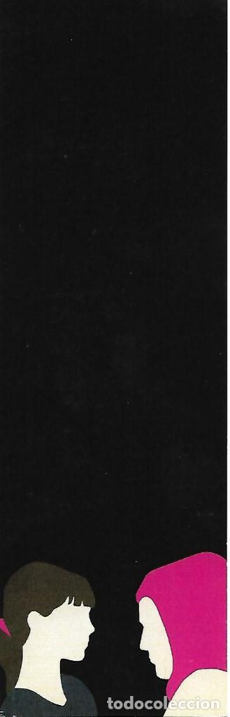 MARCAPAGINAS, PURGA, SALAMANDRA 188 (Coleccionismo - Marcapáginas)
