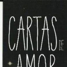 Coleccionismo Marcapáginas - Marcàpginas Editorial Nocturna Cartas de amor a los muertos - 161208928