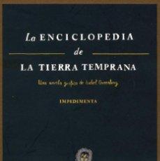 Coleccionismo Marcapáginas: MARCAPAGINAS POSTAL EDI. IMPEDIMENTA LA ENCICLOPEDIA DE LA TIERRA. Lote 147210772