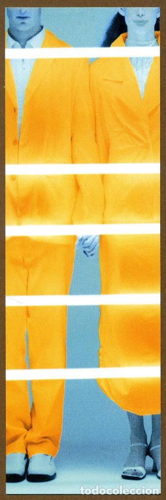 MARCAPÁGINAS – EDITORIAL SALAMANDRA 297 (Coleccionismo - Marcapáginas)