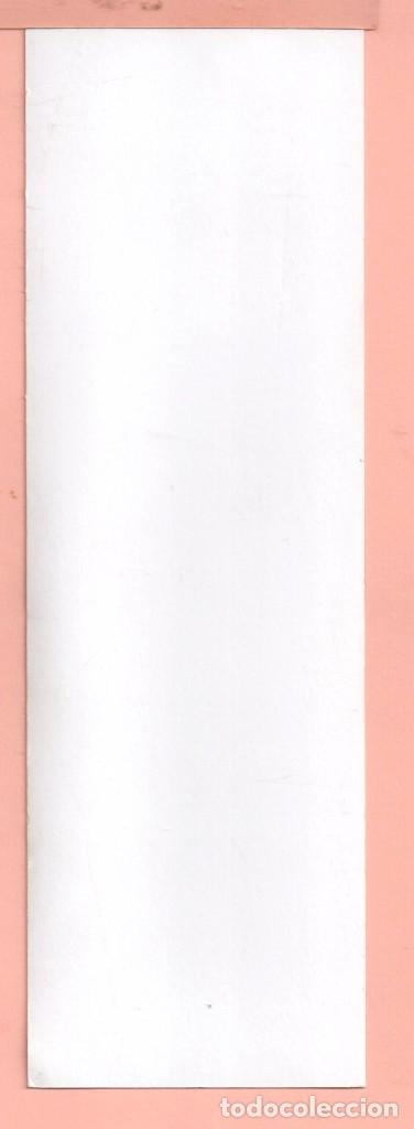 Coleccionismo Marcapáginas: Punto de Libro de Zinebi 52 - Foto 2 - 71527723