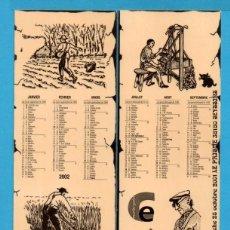 Coleccionismo Marcapáginas: PUNTO DE LIBRO EXTRANJERO SALON DE COLLECTIONNEUR AÑO 2001. Lote 71943223