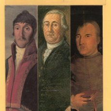 Coleccionismo Marcapáginas: VENTE Y CINCO BONITOS MARCAPÁGINAS DE EDITOR AYUNTAMIENTO DE MAÓ PERSONAS ILUSTRES DE 1739 AL 1967. Lote 72765891