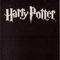 Coleccionismo Marcapáginas: MARCAPAGINAS HARRY POTTER; SALAMANDRA. Lote 75072803
